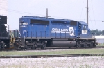 NS SD40-2 3338